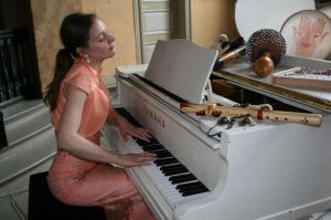 Constance Mattheus ist Germanys next Ministerin für für Musik in die Stille.